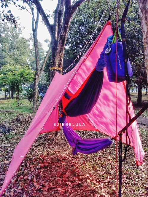Hammock camp <3 Doc pribadi