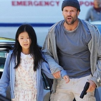 Jason Statham and Catherine Chan. Doc om google